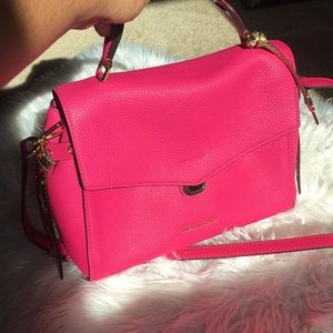New with our tag pink Michael kors Bristol